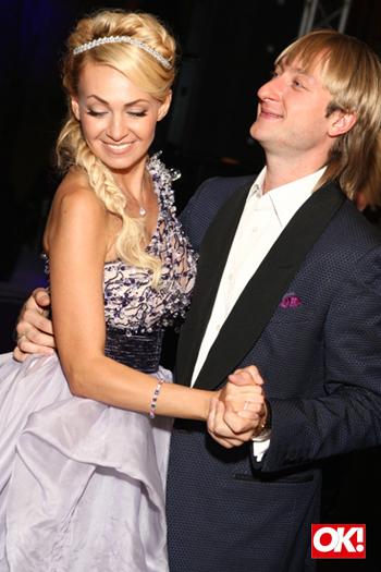свадьба яны рудковской и плющенко